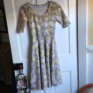 Lularoe dress. It's a Nichole no zipper